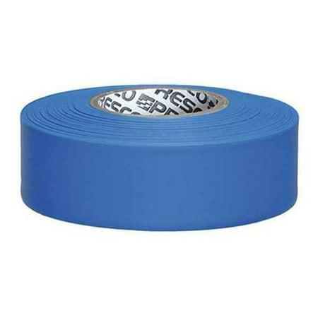 Blue Taffeta Flagging Tape, Presco Products Co, TFB-188