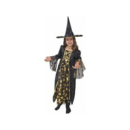 Childs Glamour Witch Costume - Glamour Costumes