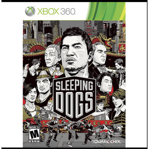 Sleeping Dogs (Xbox 360) - Pre-Owned