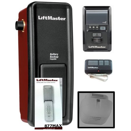 wall craftsman image door opener series doors liftmaster cute elite garage mount
