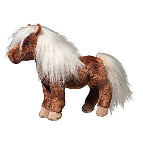 Tiny the Shetland Pony by Douglas