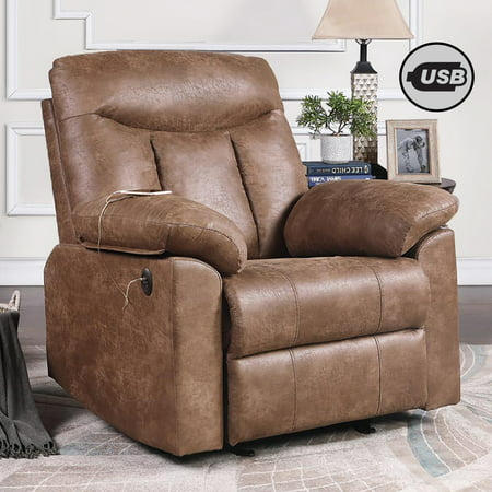 Superb Becket Big And Tall Memory Foam Rocker Recliner W Usb Gmtry Best Dining Table And Chair Ideas Images Gmtryco