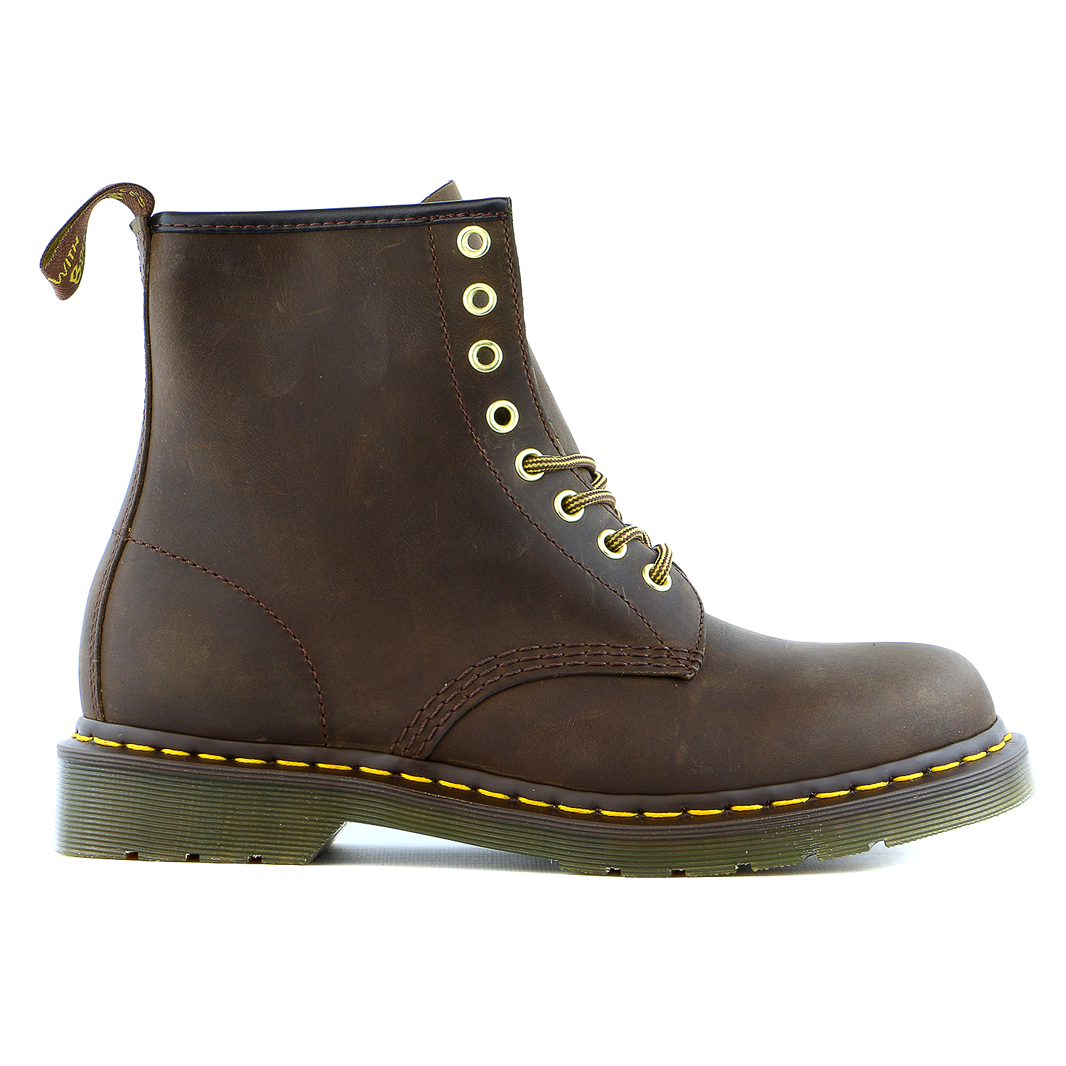 Dr. Martens 1460 Re-Invented Eight-Eye Lace-Up Boot Shoe Mens by DrMartens