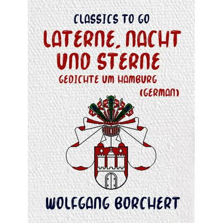Laterne, Nacht und Sterne Gedichte um Hamburg (German) - eBook