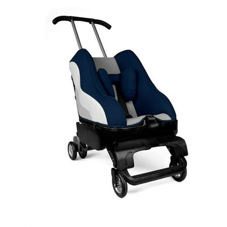 Emson - Sit 'N Stroll Convertible Car Seat and Stroller, Nautical ...