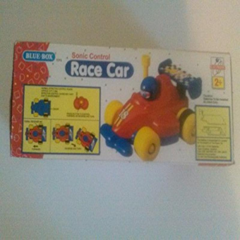 Sonic Control Race Car by Blue Box by