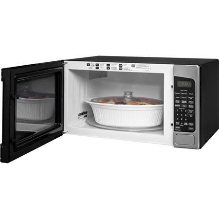 Refurbished Ge Jes2051snss 2 0 Cu Ft Stainless Steel Countertop Microwave