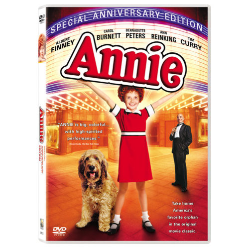 Annie (Special Anniversary Edition) (Full Frame, ANNIVERSARY)