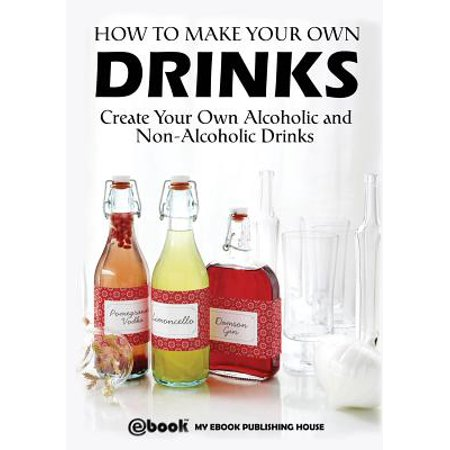 How to Make Your Own Drinks : Create Your Own Alcoholic and Non-Alcoholic Drinks - Non Alcoholic Halloween Cocktails