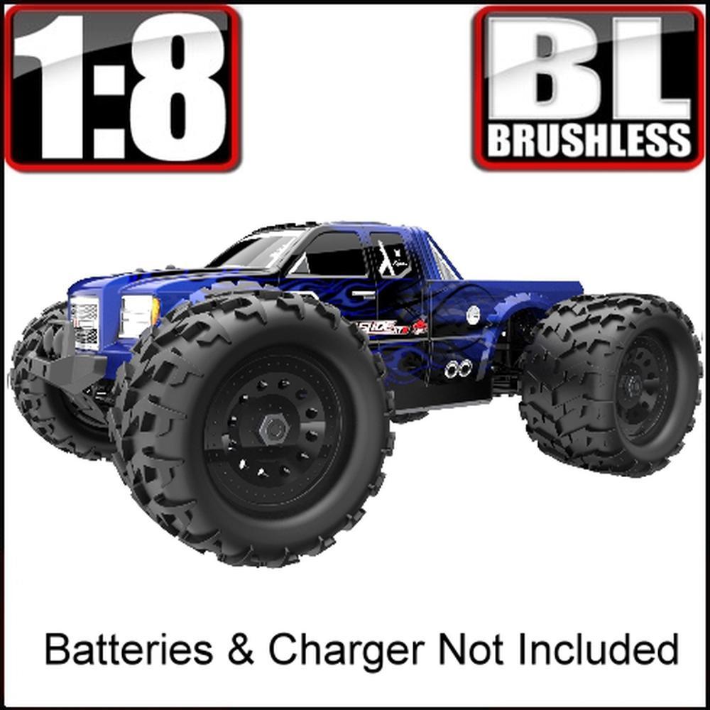 REDCAT Landslide Xte 1/8 Scale Brushless Monster Truck El...
