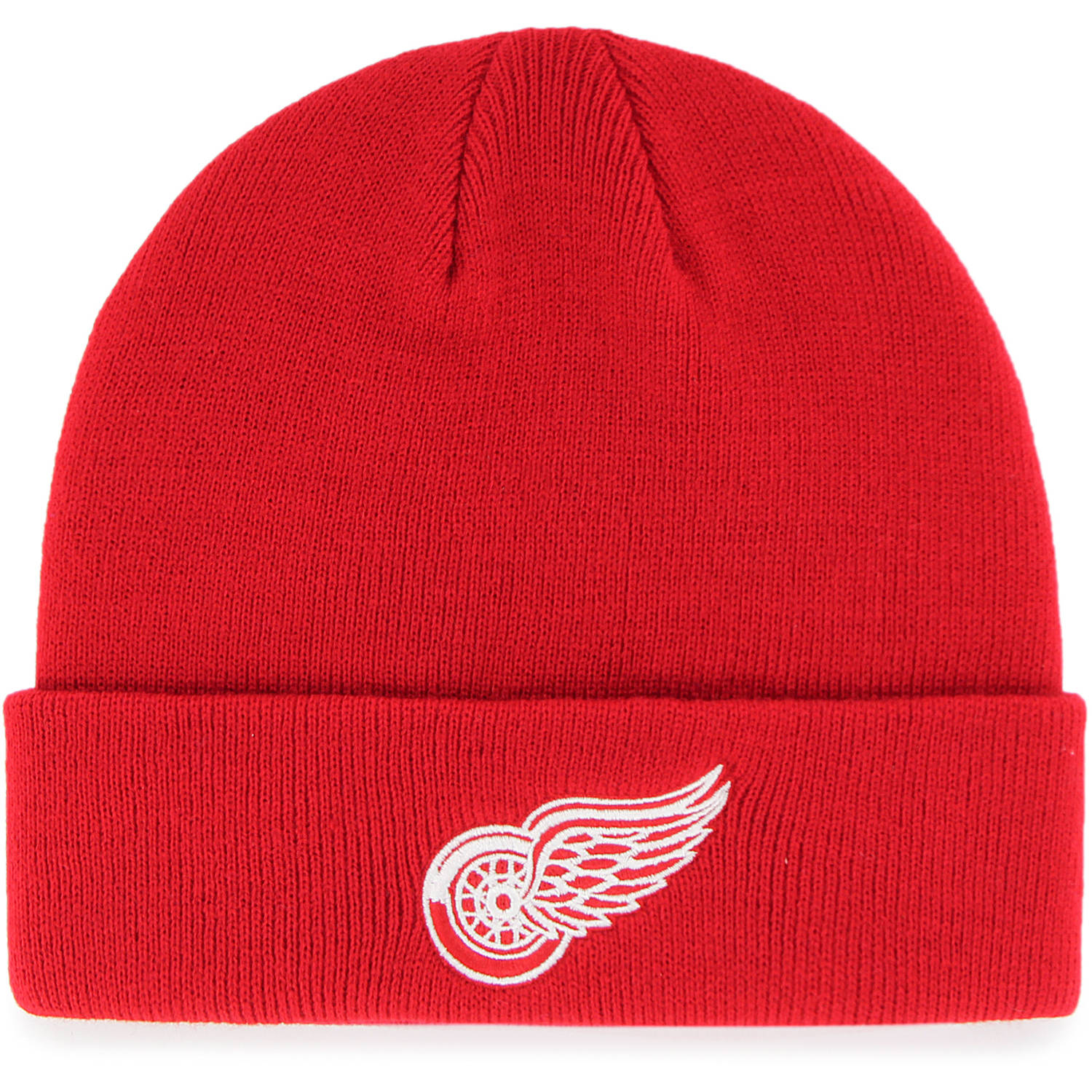NHL Detroit Red Wings Mass Cuff Knit Cap - Fan Favorite