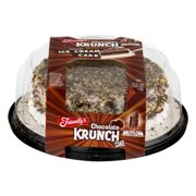 Friendlys Ice Cream Cake Chocolate Krunch 400 FL OZ