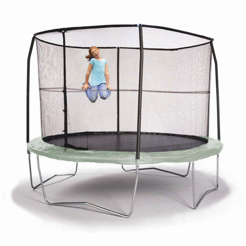 Bazoongi Kids Orbounder 14' Trampoline with Enclosure
