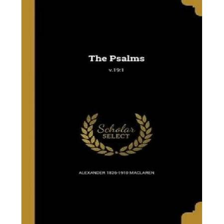 The Psalms; V.19 - image 1 of 1