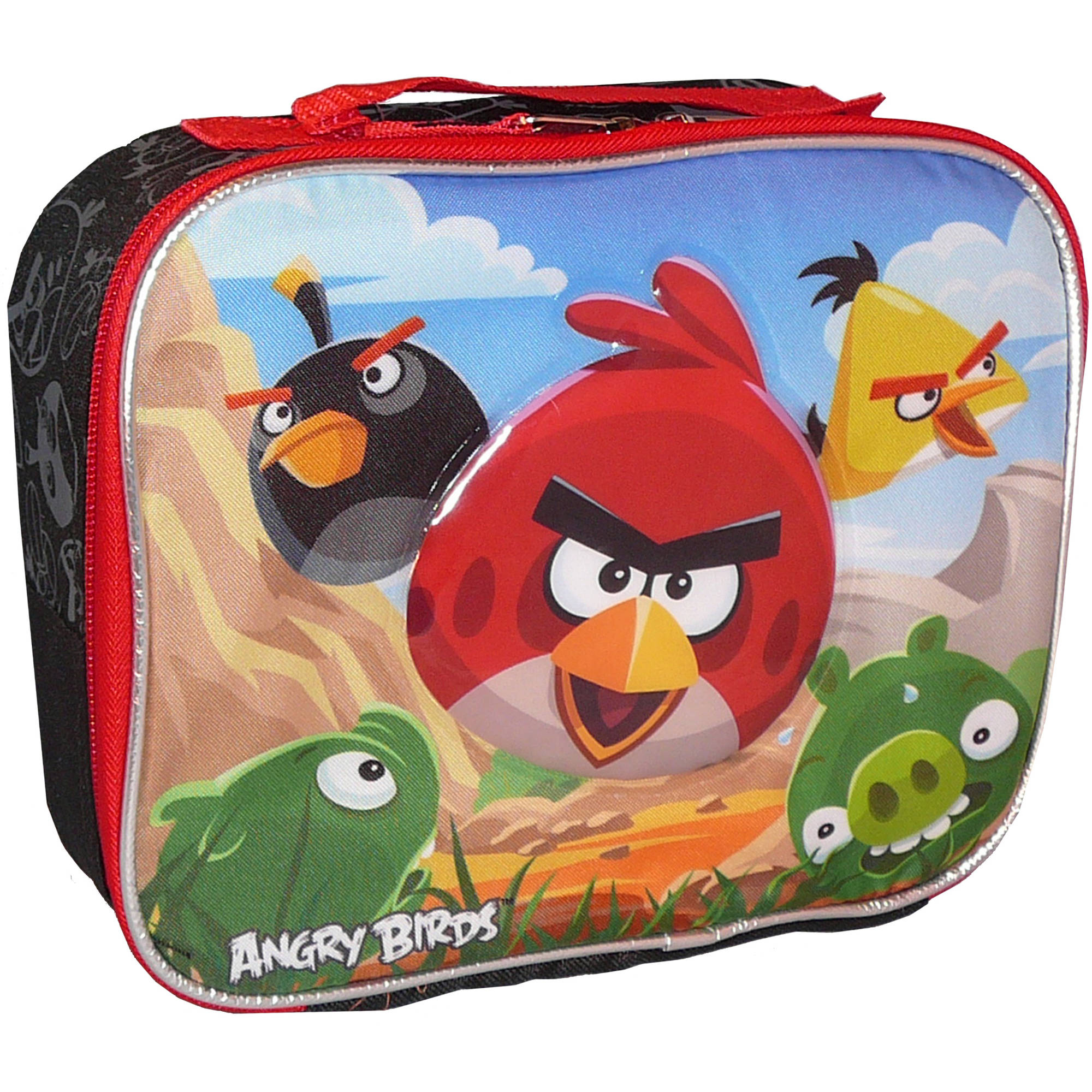 Image of Angry Birds Lunch Box
