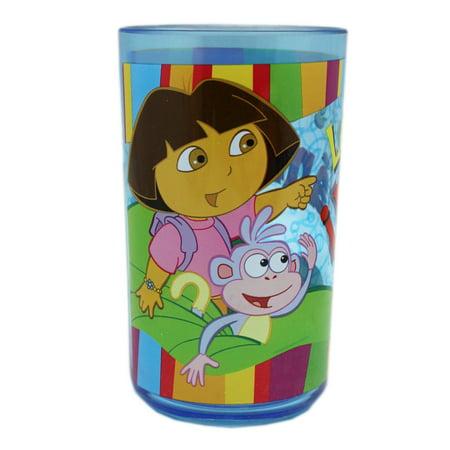 Dora the Explorer Dora and Boots Vamonos! Rainbow Kids Cup