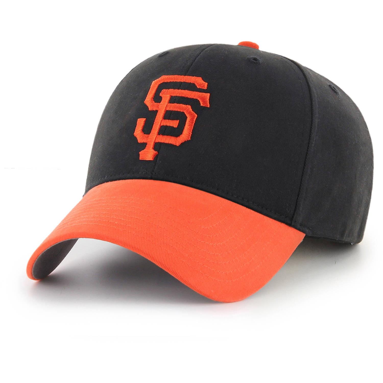 MLB San Francisco Giants Reverse Basic Adjustable Cap/Hat by Fan Favorite
