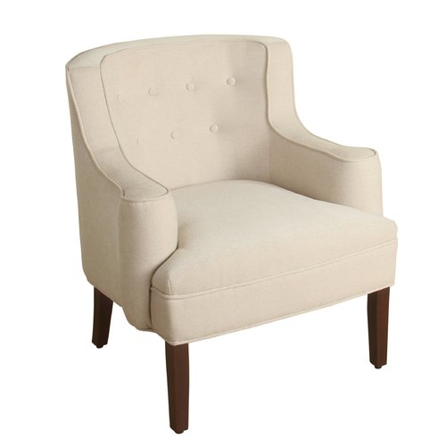 Attirant Laurel Foundry Modern Farmhouse Antonin Curved Armchair