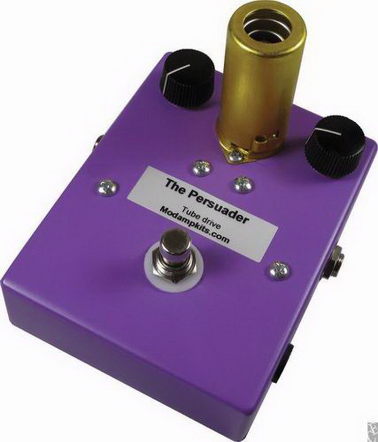the persuader tube drive effects pedal kit. Black Bedroom Furniture Sets. Home Design Ideas