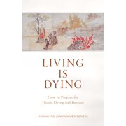 Living Is Dying - eBook