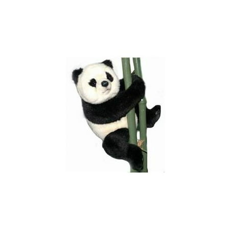 Hansa   Plush Panda  10 Inches