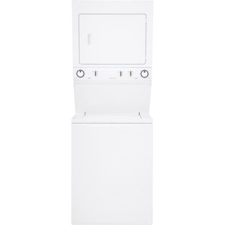 Frigidaire Fflg3911qw 27 Inch Wide 3 8 Cu  Ft  Washer And 5 5 Cu  Ft  Gas Dryer