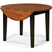 imagio home drop leaf arlington dining table black and java. Interior Design Ideas. Home Design Ideas