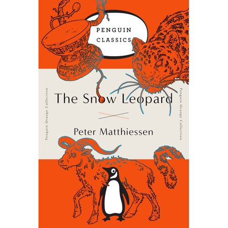 The Snow Leopard : (Penguin Orange Collection)
