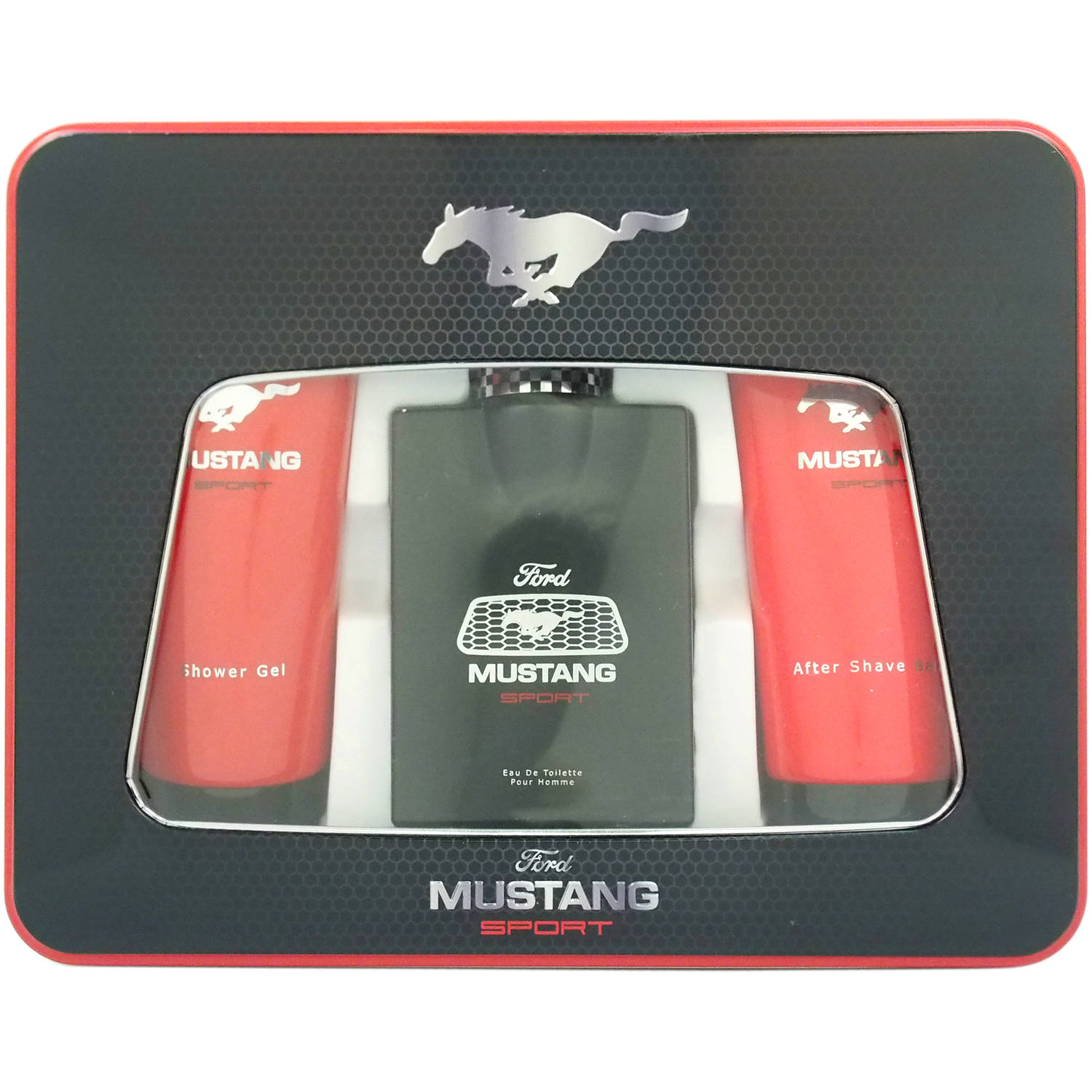 First American Brands Ford Mustang Sport Gift Set, 3 pc