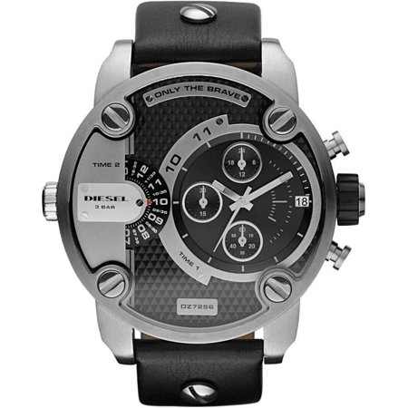 daf30954e Diesel - Men's SBA Oversized Big Chronograph Watch DZ7256 - Walmart.com