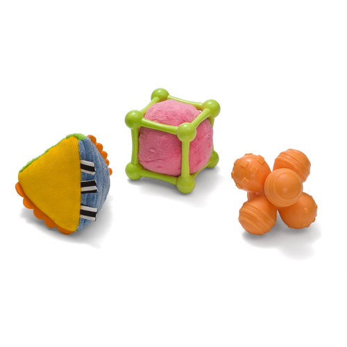 Infantino Multi-Sensory Shape Set