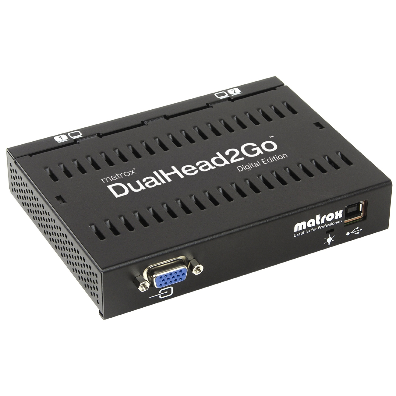 Matrox Graphics D2g-a2d-if Dualhead2go Digital Edition (d2ga2dif)