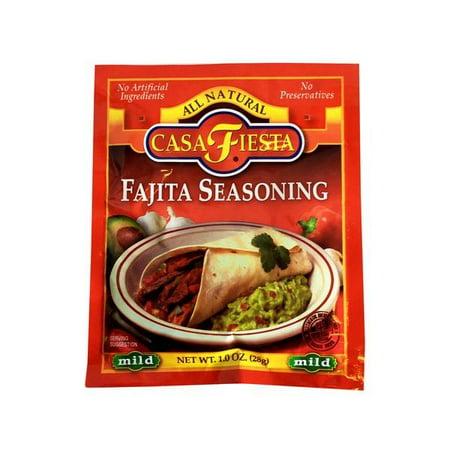 Fajita Magic - Casa Fiesta Fajita Seasoning (One Case 24 single units)