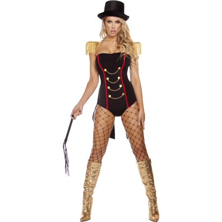 Adult Sexy Ravishing Ringleader Costume by Roma 4623, Medium/Large](Female Ringleader Costume)