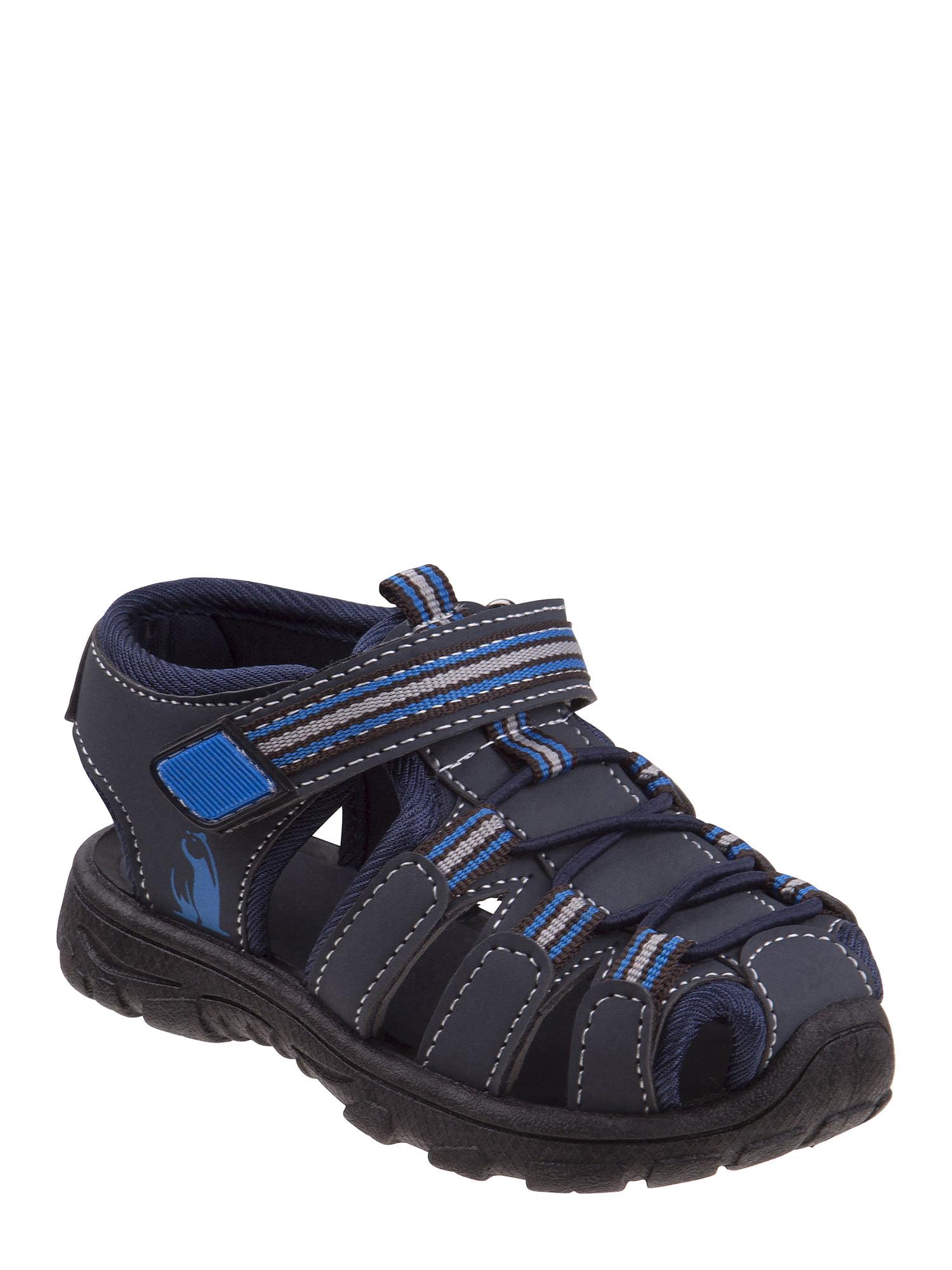 Rugged Bear Caged Sport Sandals (Little