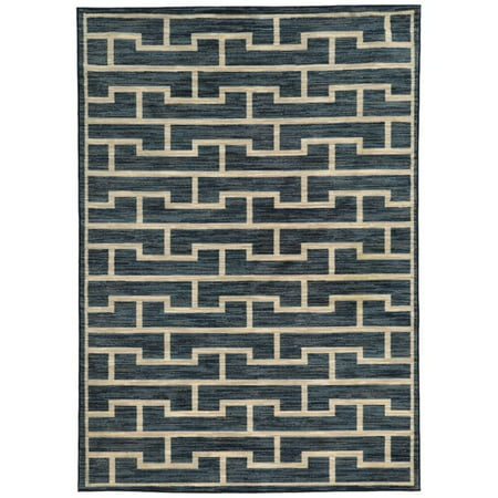 Oriental Weavers of America North Field, Blue