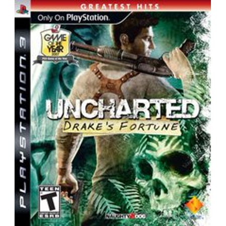 Uncharted Drakes Fortune - Playstation 3