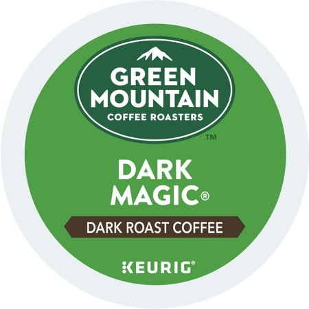Green Mountain Coffee Dark Magic, Keurig K-Cup Pod, Dark Roast, 48 (Green Mountain Onyx)