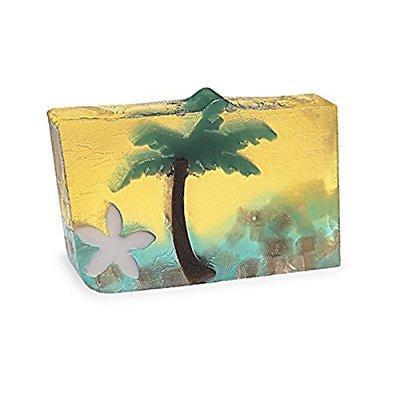 primal elements soap loaf, paradise sunset, 5-pound cellophane