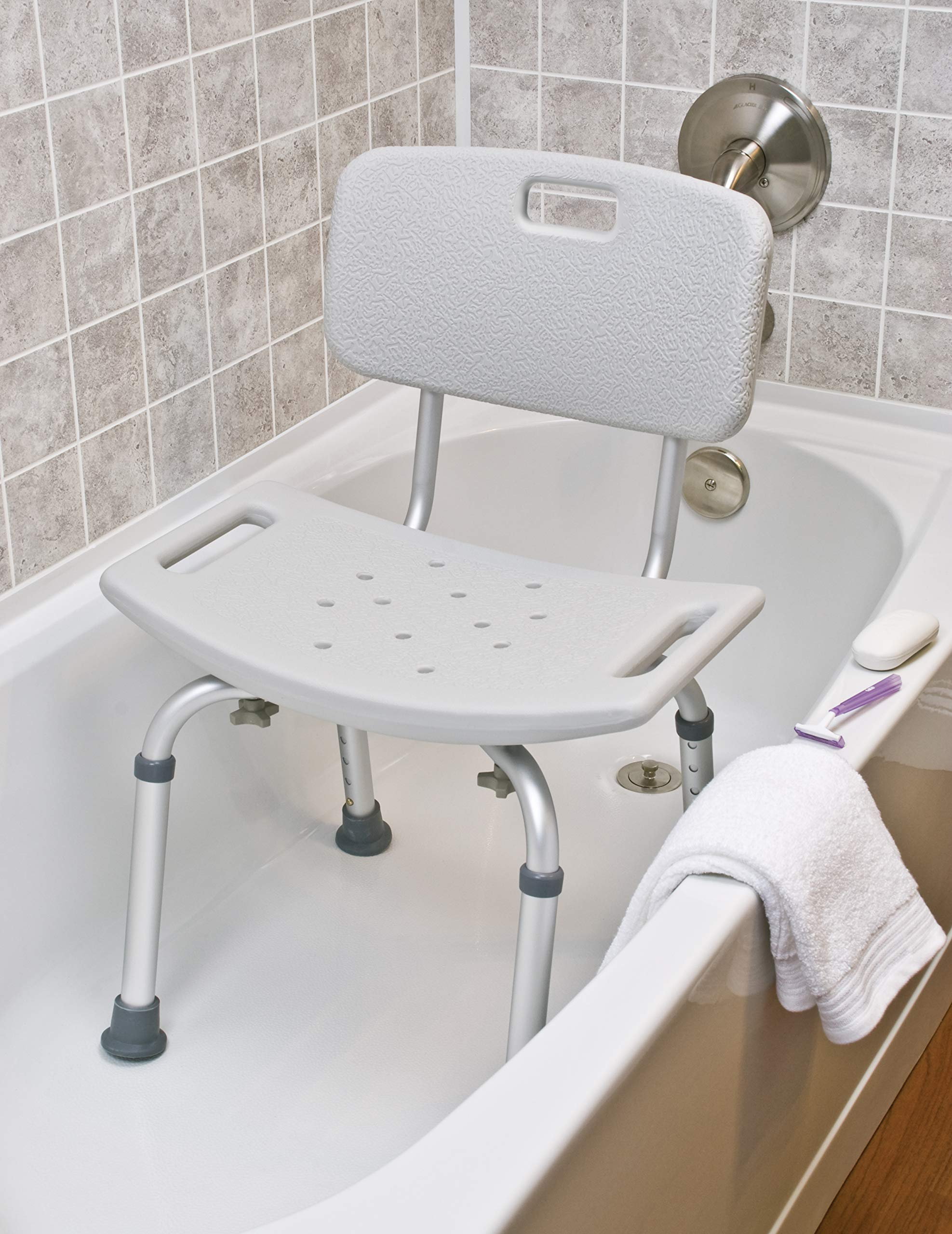 Lumex Platinum Collection Shower And Bath Chair With