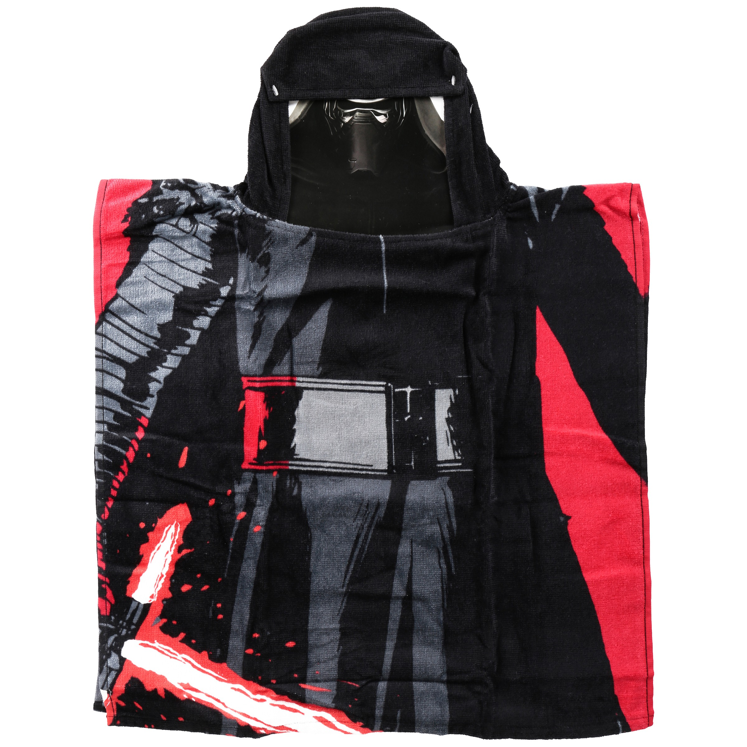 Star Wars Episode VII Hooded Poncho