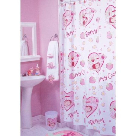Strawberry Shortcake Shower Curtain for $<!---->