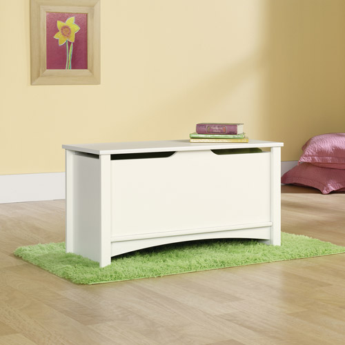 Sauder Shoal Creek Storage Chest, Soft White