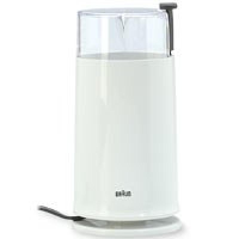 Braun KSM2-WH Aromatic Coffee Grinder, White by Braun