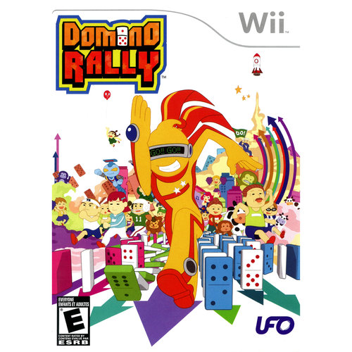 Domino Rally (Wii) - Pre-Owned