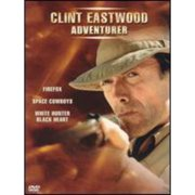 Clint Eastwood Adventurer (Firefox   Space Cowboys   White Hunter Black Heart) by