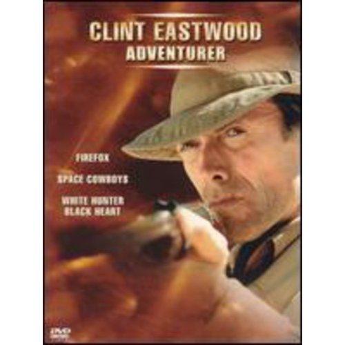 Clint Eastwood - Adventurer (Firefox / Space Cowboys / White Hunter Black Heart)
