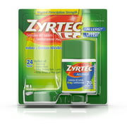 Zyrtec Allergy 10 mg Tablets 70 Tablets