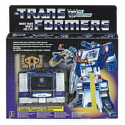 Transformers: Vintage G1 Soundwave and Buzzsaw Collectible Action Figures