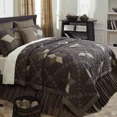 Farmhouse Star Quilt By Vhc Brands